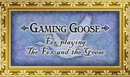 Gaming Goose