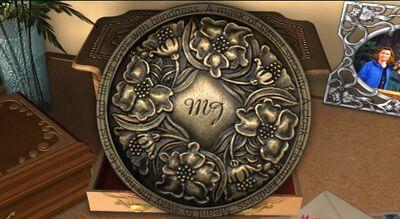 Mattie's Plaque