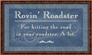 Rovin' Roadster