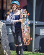 2019 ND movie nancy skateboarder