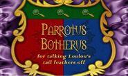 Parrotus Botherus