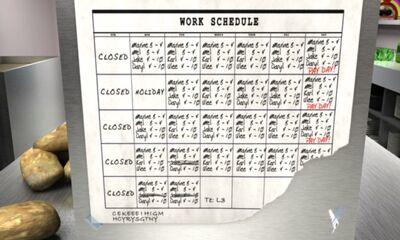 Schedule Remastered