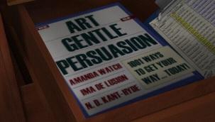 The Art of Gentle Persuasion