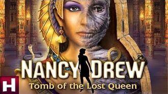 Nancy Drew Tomb of the Lost Queen Official Trailer