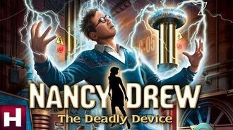 Nancy Drew The Deadly Device Official Trailer