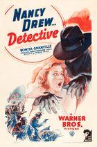 Nancy Drew Detective 1938 poster