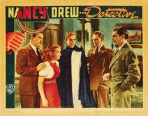 Nancy Drew -- Detective (Warner Brothers, 1938). Lobby Cards