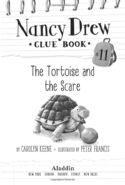 Tortoise and the Scare title page