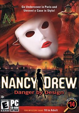 Nancydrewdangerbydesign