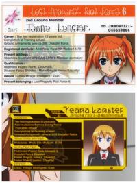 ID Teana