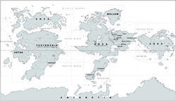 Strangereal Map