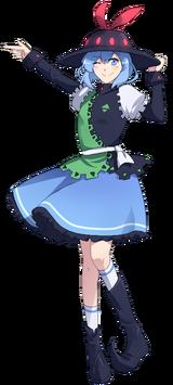 Nozomi hachirobei PoR remake