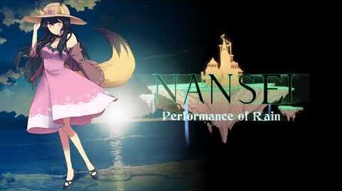 南西 1 - Orika Kagawa's Theme - Optimistic Line Maker ~ Ink Tail - Boss 4