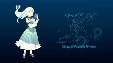 南西 14 MoVF - Kakidasa Honoka's Theme - Pages that Cannot Be Rewritten - Boss 5