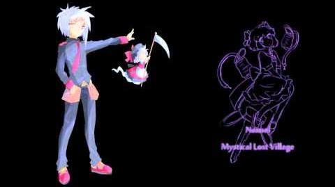 南西 8 - MLV - Hagane Zero's Theme - Ghost Dolls and Steel Scythe ~ a Talking Doll - Boss 3