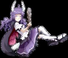 Yumi murasaki (DFM) by lenk64-d7k33uw