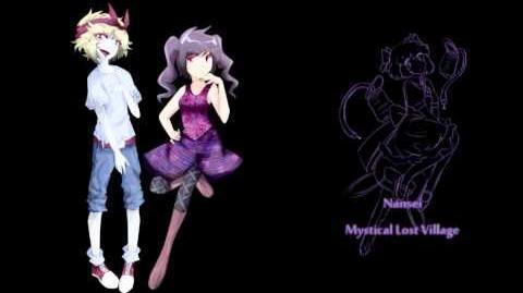 南西 8 - MLV - Sutorei's and Aruku's Theme - A Strange Atmosphere ~ Another Dead - Boss 2