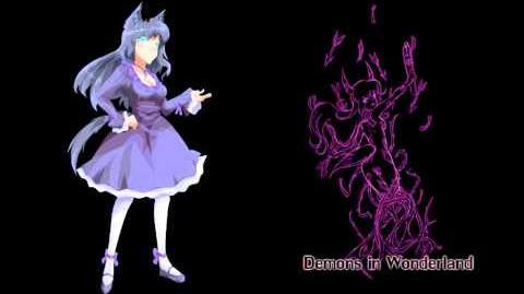 南西 9 - DW - Shinrin Neko's Theme - Curious Cat Intellect ~ Midnight Meow - Boss 5
