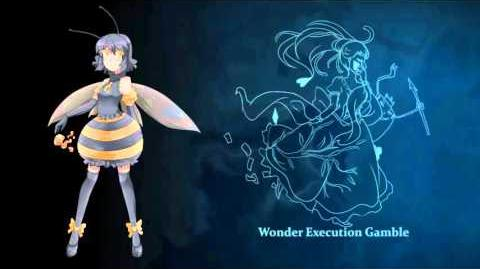南西 15 WEG - Lulu Honeyo's Theme - Just Passing Bee ~ Hive on Heaven - Boss 1
