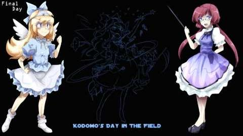南西 11.5 - Final Day - Mariela Kyooju's Theme - Strongest Magician Teacher ~ Forget to Teach?
