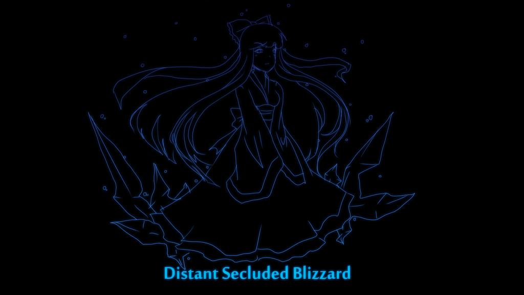 Nansei 12 Distant Secluded Blizzard By Lenk64 D84ki8y