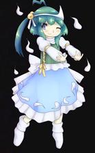 Nansei 3 stage 1 boss