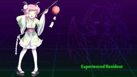 南西 10 - ER - Azayakana Hana's Theme - Hanami Festivals Confusion ~ Cherry Tree Leaves - Boss 4