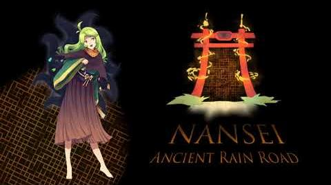 南西18.5 - ARR - Misaki Kurosawa's Theme - Spirit Princess With Shadow Tails