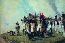 Vereshagin Napoleon near Borodino