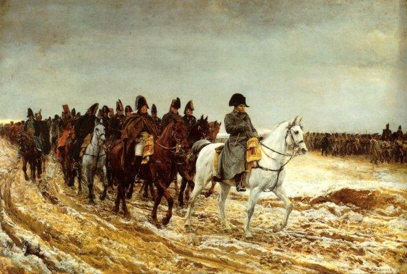File:Meissonier - 1814, Campagne de France.jpg