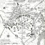 Battle of Waterloo - Evening