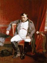 Napoleon at Fontainbleau