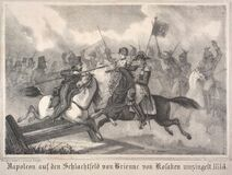 793px-Battle of Brienne Napoleon vs Cossacks
