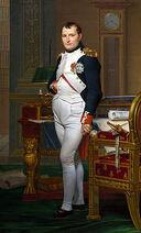 250px-Napoleon in His Study