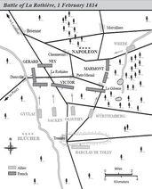 Battle of La-Rothiere 1814