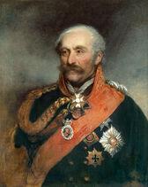 Field Marshal Blucher.