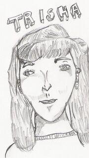 Trisha Drawing