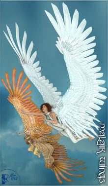 Suparna- Beautiful winged