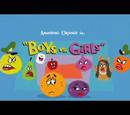 Chicos vs Chicas
