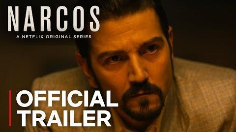 Narcos Mexico Official Trailer HD Netflix