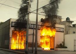 Falconwarehouseburning