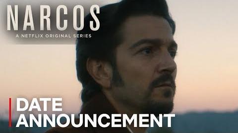 Narcos Mexico Date Announcement HD Netflix