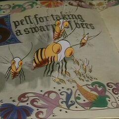 Заклинание призыва пчёл
