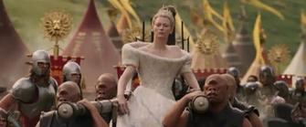 La reine Jadis