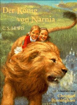 Der König von Narnia - Bilderbuch