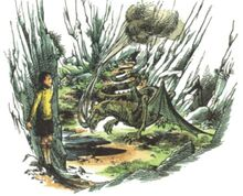 Юстас и дракон ПЗ