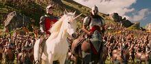 Питер и Ореиус перед битвой ЛКПф