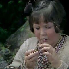 Люси использует напиток в сериале