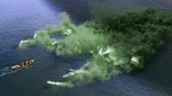 Зелёный туман приходит ПЗф