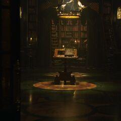 Книга в библиотеке